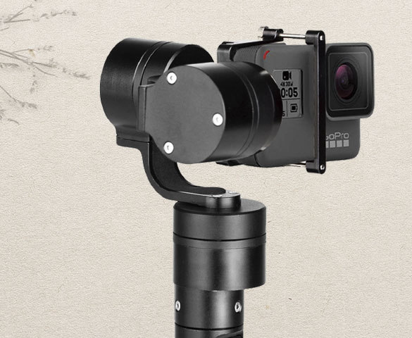 AFI 3-Axis Brushless Hand-held Steady Gimbal A5 for HERO4 HERO5