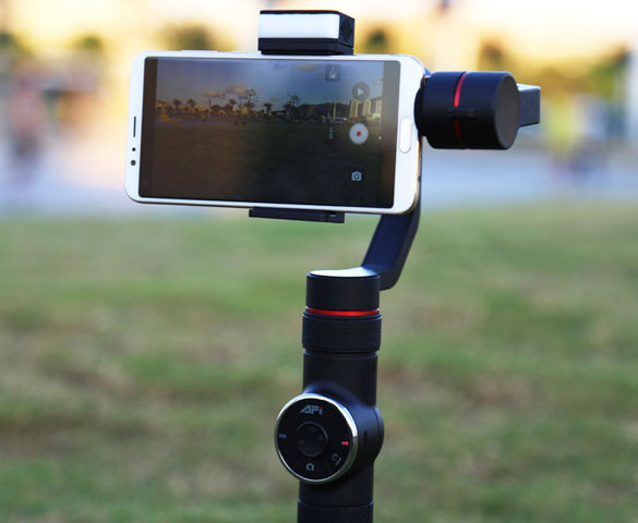 AFI V5 Smartphone Gimbal 3-Axis Handheld Gimbal Stabilizer For Smartphone